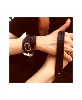 Little Famous Leather Master bracelet