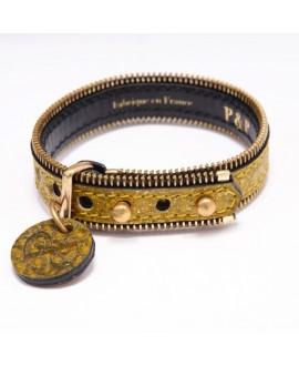 Aqua Precious leather master bracelet